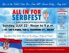SerbFest - July 2018