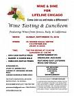 Wine & Dine for Lifeline Chicago - September 2018